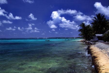 El hundimiento de Tuvalu