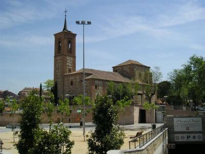 Iglesia Las Rozas Madrid