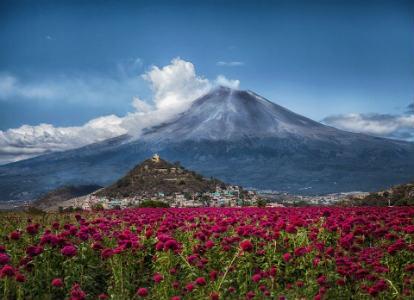 Volcán Popocatépel