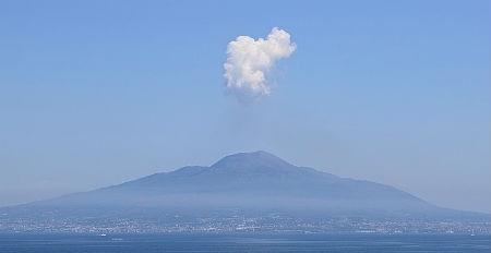Volcán Vesuvio
